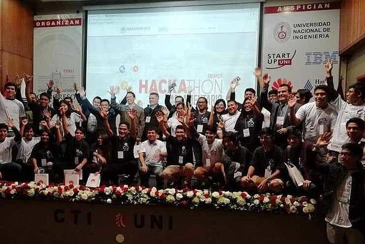 Hackathon Parlamentario