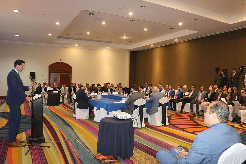 Demian Regehr, Proyecto para Centroamérica y el Caribe de la Fundación Hanns Seidel