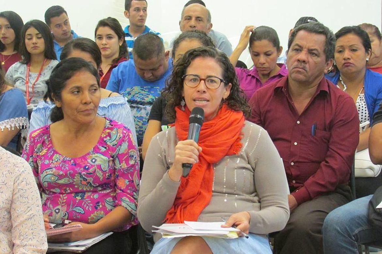 Participantes de la Segunda Semana del Desarrollo Territorial 2017