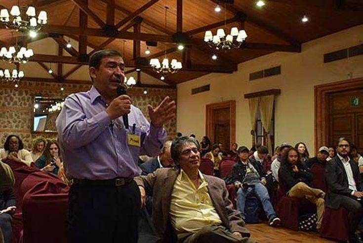 Asistieron representantes de ALACs de Latinoamérica y ciudadanos acompañamiento en la denuncia de casos de corrupción.