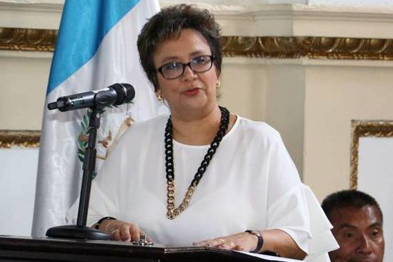 Ingrid Schlaffke de Escobar, Proyecto para Centroamérica de la Fundación Hanns Seidel