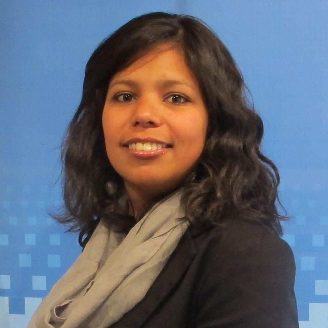 Coordinadora de Proyectos Alejandra Luna