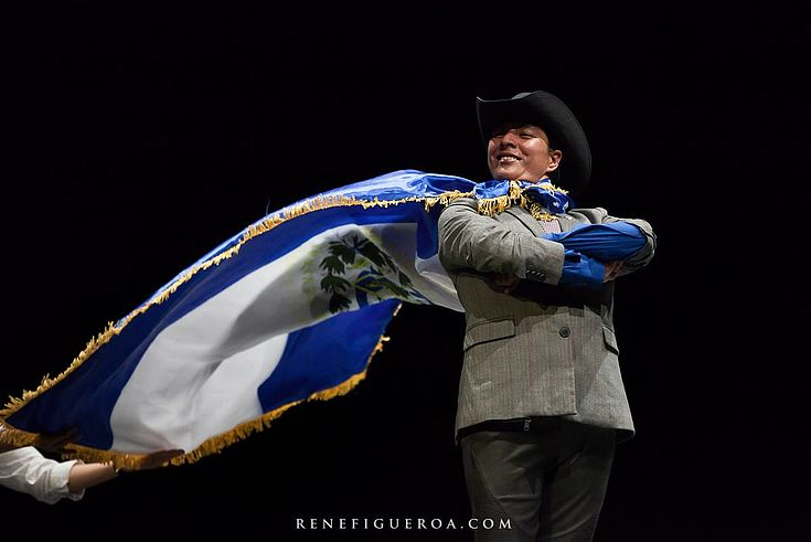"""La producción """"El Fenómeno"""" fue estrenada el pasado 2 de febrero en el teatro nacional de El Salvador."""