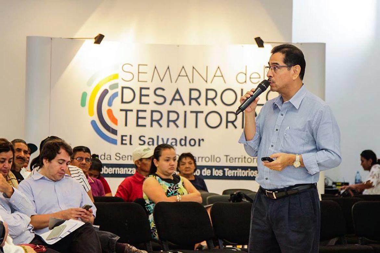 Segunda Semana del Desarrollo Territorial 2017