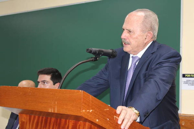 Eduardo Suger, Rector de la Universidad Galileo