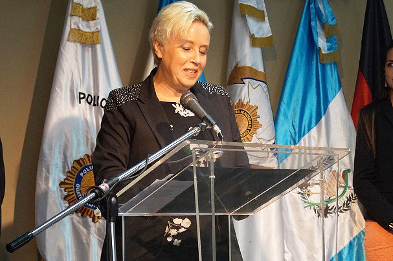 Susanne Luther, Directora del Instituto de Cooperación Internacional de la Fundación Hanns Seidel