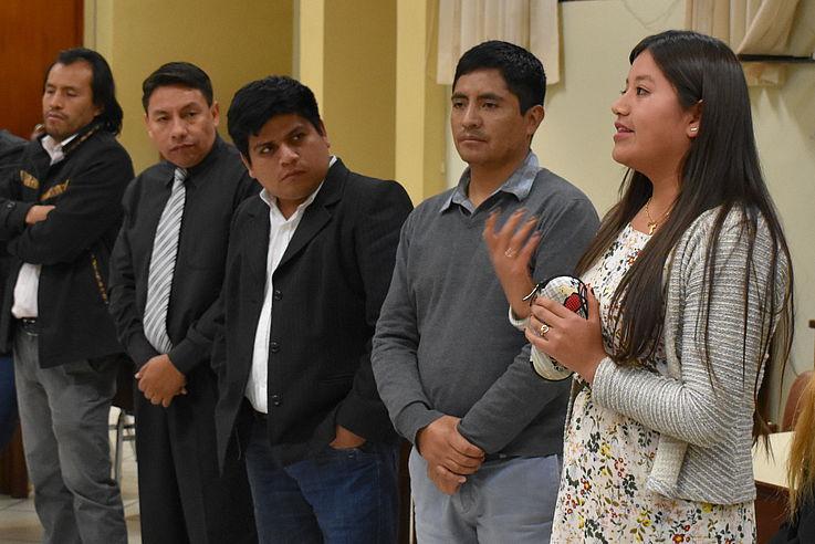 Programa de Líderes en Arequipa