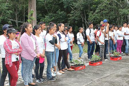Trabajando a favor de la formación ciudadana de los jóvenes guatemaltecos