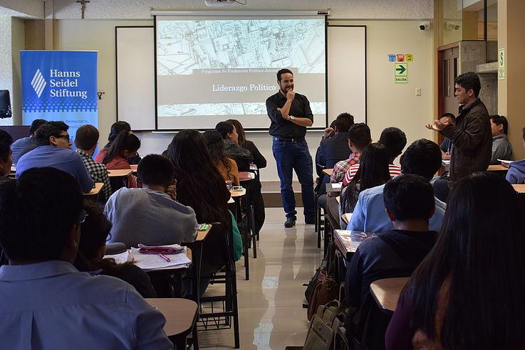 Programa de Formación Política Juvenil Sur del Perú