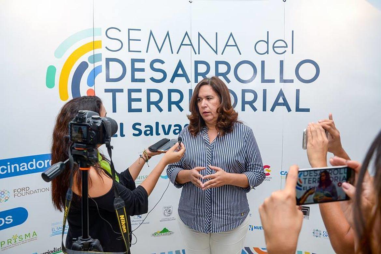 Cobertura de los medios de comunicación en la Segunda Semana del Desarrollo Territorial 2017