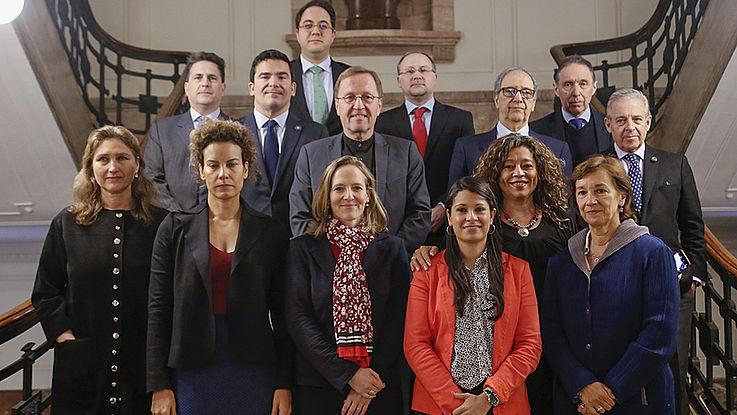 """II Foro Parlamentario de """"Relaciones Internacionales y Diplomacia Parlamentaria"""""""