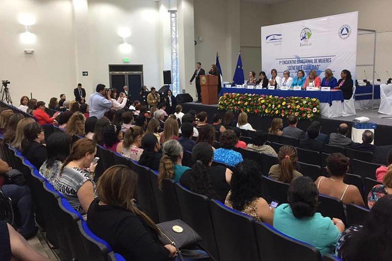 Primer Encuentro Birregional sobre Género e Igualdad