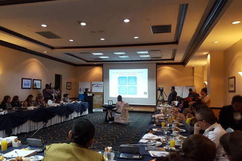 Instalación de los Tribunales Especializados para una vida libre de violencia y discriminación para las mujeres