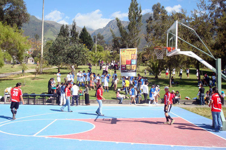 Encuentro multiétnico: festival deportivo